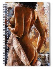 Sexual Paintings Spiral Notebooks