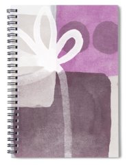 Orchid Spiral Notebooks