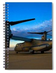 Ospreys Photographs Spiral Notebooks