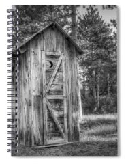 Plumbing Spiral Notebooks