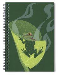 Amphibians Spiral Notebooks
