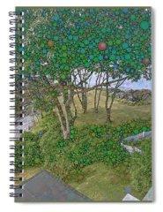 Seaside Spiral Notebooks
