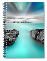 Surfers Paradise Spiral Notebooks