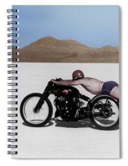 Motorcycle Spiral Notebooks