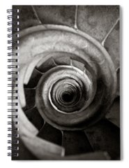 Stair Spiral Notebooks