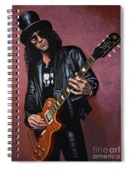 Musician Spiral Notebooks