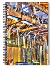 Workbench Spiral Notebooks