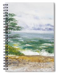 Carmel Spiral Notebooks