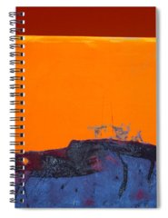 Red Cliff Spiral Notebooks