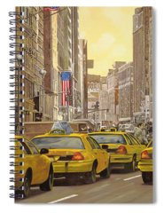 Nyc Spiral Notebooks