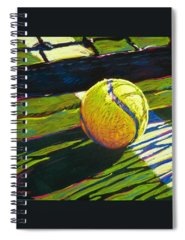 Tennis Spiral Notebooks