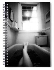 Bath Photographs Spiral Notebooks