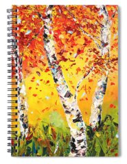 Seasonal Spiral Notebooks