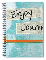 Traveler Mixed Media Spiral Notebooks