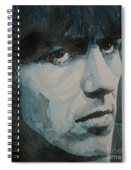 George Harrison Spiral Notebooks