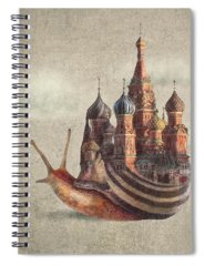 Magical Drawings Spiral Notebooks