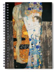 Human Interest Paintings Spiral Notebooks