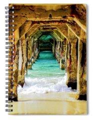 Martin Photographs Spiral Notebooks