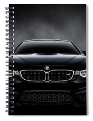 Bmw Spiral Notebooks