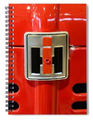 Tractor Pull Spiral Notebooks