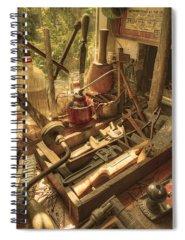 Recently Sold -  - Workbench Spiral Notebooks