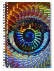 Vision Photographs Spiral Notebooks