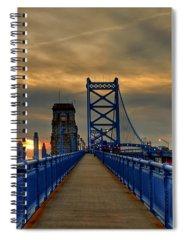 Metal Spiral Notebooks