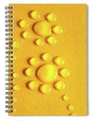 Wallpaper Photographs Spiral Notebooks