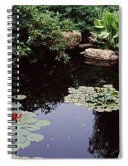 Olbrich Botanical Gardens Spiral Notebooks