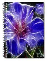 Designs Similar to Blue Hibiscus Fractal Panel 3
