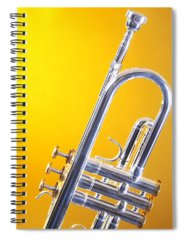 Trumpet Spiral Notebooks