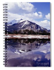 Snowmelt Spiral Notebooks
