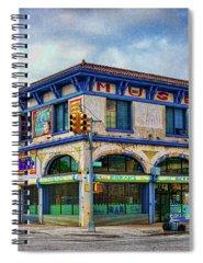 Gimp Photographs Spiral Notebooks