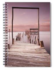 Pier Spiral Notebooks