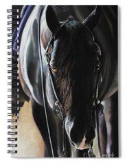 Equestrian Spiral Notebooks