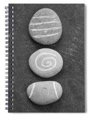 Rock Spiral Notebooks