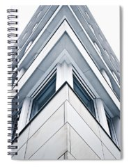 Acute Angle Photographs Spiral Notebooks