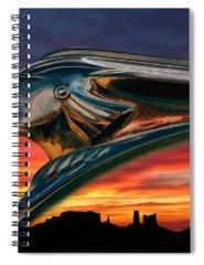 Mascot Spiral Notebooks