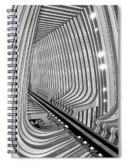 Dick Goodman Spiral Notebooks