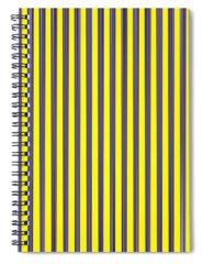 Check Pattern Spiral Notebooks