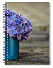 Porcelain Spiral Notebooks