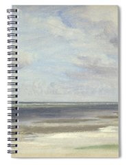 Baltic Sea Paintings Spiral Notebooks