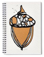 Acorn Spiral Notebooks