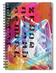 Bet Spiral Notebooks