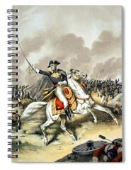 Battle Of New Orleans Spiral Notebooks