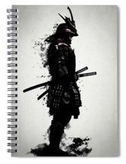 Warriors Spiral Notebooks