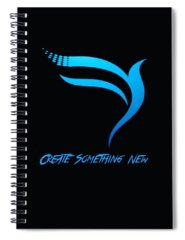 Creative Spiral Notebooks