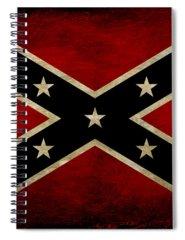 Regiment Digital Art Spiral Notebooks