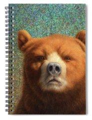 Bear Spiral Notebooks