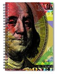 Money Spiral Notebooks
